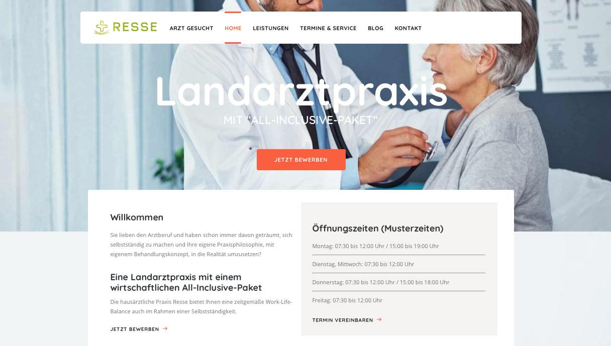 Landarztpraxis Hannover